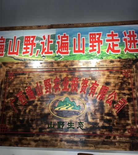 广西遍山野农业投资有限公司