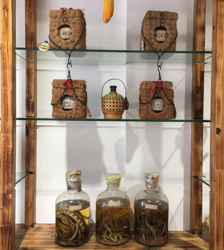 云南农产品酒